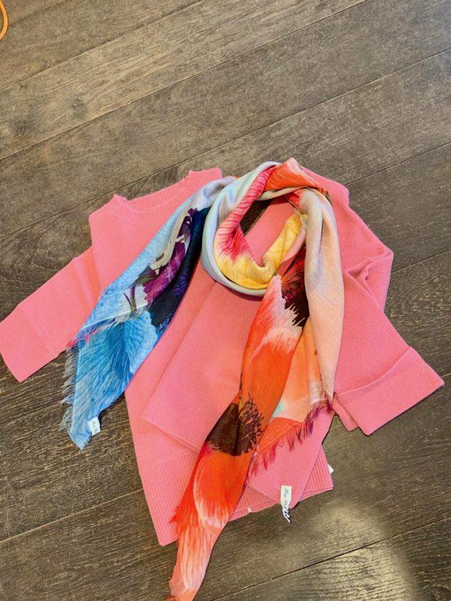 Elegante Mode Grünwald und Starnberg von Anja Hain. Strick, Henry Christ, Pullover, Kaschmir, Mode 2021