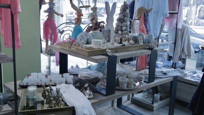 Mode Anja Hain. Schuhe, Strick, Kaschmir, Mode. Starnberg, Petite Maison 2021